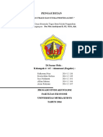Audit Kelas 4C Kelompok 4