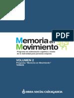 Memoria en Movimiento, Volúmen 2