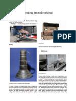 Bending (Metalworking)
