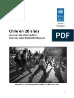 Undp Cl Idh Chile en Veinte Anos Doc