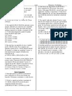 Lista1 Matematica Policia Militar Curso Everest