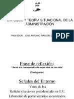 Teoria Situacional de La Administracion