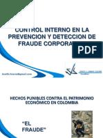 Control Interno Para Deteccion y Prevencion Del Fraude