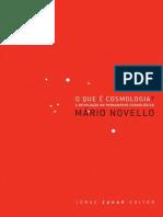 Mario Novello-O que é cosmologia_ a revolucão do pensamento cosmológico-Zahar (2006)