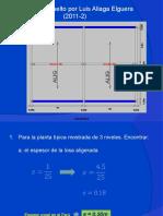 Diseño de Viga Por Flexion (Luis Aliaga 2011-2)