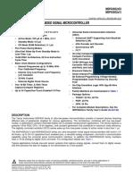 msp430g2353 datasheet