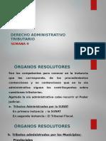 DERECHO TRIBUTARIO I (CÓDIGO TRIBUTARIO) -Semana 9 FacultadesAdministracionTributaria