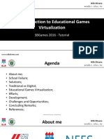 An Introduction to Educational Games Virtualization