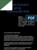 Recopilación completa- Cuerpo humano en la Historia del Arte.ppt