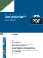Tema 5_sistema Garantizado de Transmision Linea de Transmision Machupicchu-Abancay-cotaruse
