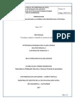 Hugo Fernando Polania Dussán Actividad- 2.1 Clase