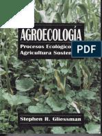 Agroecologia-procesos Ecologicos en Agricultura Sostenible