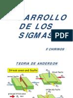 Desarrollo de Los Sigmas