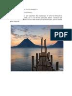 Sitios Turisticos de Centroamerica 07.02.17