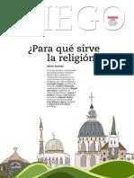 VN2999_pliego PARA QUE SIRVE LA RELIGIÓN
