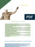 Julio César Por D. Resa