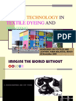 Colour Technology in Textile Dyeing and Printing
