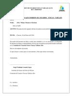 Informe de Practicas Nº03
