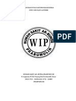 Laporan Evaluasi Program Kerja 2016