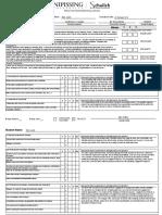 faculty advisor evaluation- laura nero