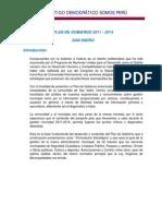 Plan de Gobierno Somos Perú - Versión Extensa