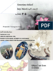 International Day Presentation-China