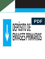 Localizador Depósito de Envases Primarios
