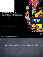 A New Era in Storage Efficiency