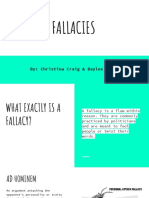 10 fallacies