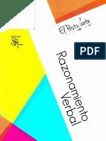 Razonamiento Verbal - Colección El Postulante