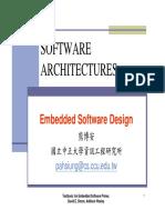 ESD 08 SW Architectures