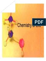 Chemistry of Life for College Bio