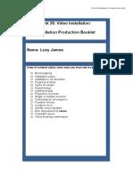 u35 pro booklet