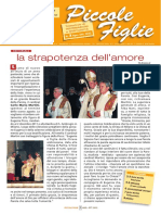 Piccole Figlie n.3 (Agosto - Ottobre 2012)