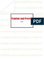 Tourism and Poverty