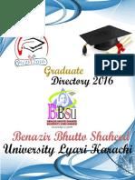Bbsu Graduate Directory2 2016 1
