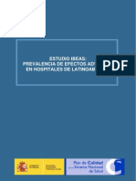 Efectos adversos en hospitales de latinoamerica