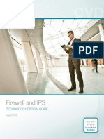 Firewall and Ips Design Guide