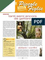 Piccole Figlie n.2 (Maggio - Luglio  2015)