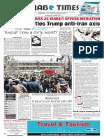 Arab Times - Ju 1 Jun 2017