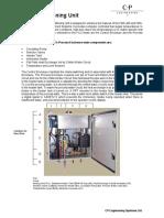 Fuel Conditioning Unit