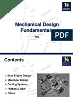 Mechanical Engine Design Fundamentals