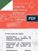 Presentación Alzheimer