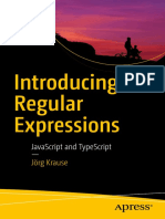 Jörg Krause (auth.)-Introducing Regular Expressions_ JavaScript and TypeScript-Apress (2017).pdf