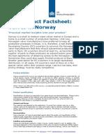 2014 Cbi Product Factsheet Valves in Norway