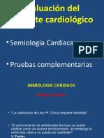 01 Evaluación Del Paciente Cardiológico I