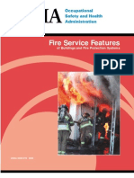 Fire Service Features of Buildings and Fire Protection Systems - OSHA