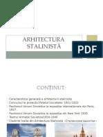 Arhitectura Stalinista