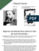 Apuntes El Martín Fierro