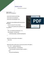Archivos de Acceso Aleatorio en Java